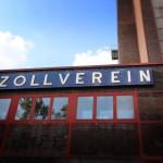 Zeche Zollverein: Welterbelauf 2014