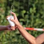Welterbelauf Zollverein - Getränke für die Läufer