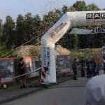 Welterbelauf Zollverein - Hauptlauf Zieleinlauf Sieger